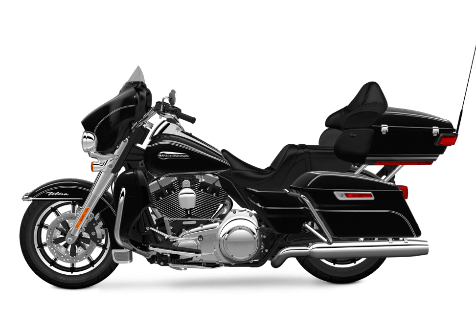 vivid black Electra Glide Ultra Classic Low