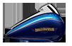2017 Road Glide Ultra blue