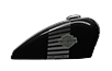 2016 Forty-Eight Vivid Black tank