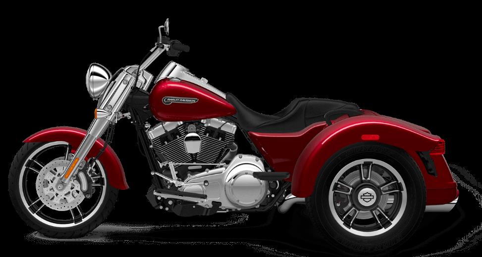 2016 Freewheeler Red
