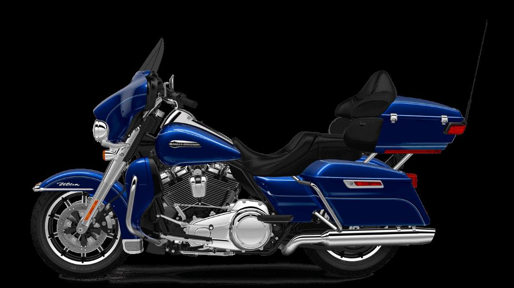 2017 Electra Glide Ultra Classic Superior Blue