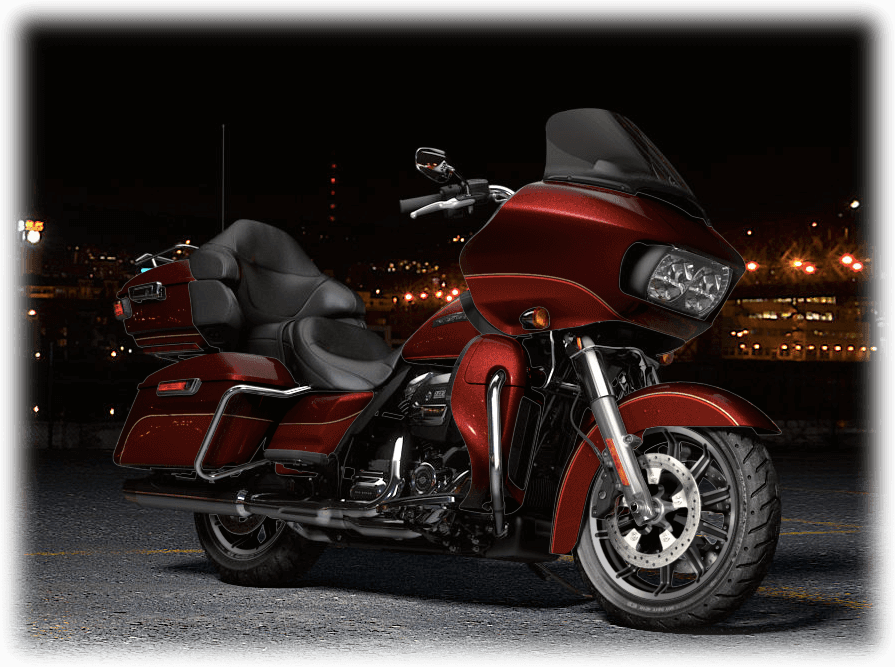 2017 Road Glide Ultra red