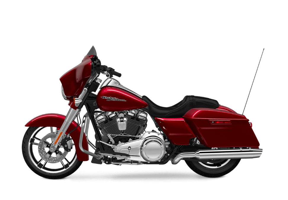2017 Street Glide Special Red Sunglo