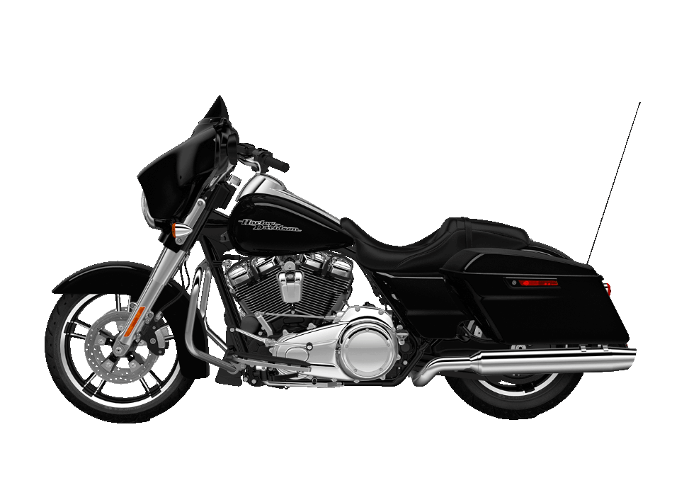 2017 Street Glide Special Vivid Black
