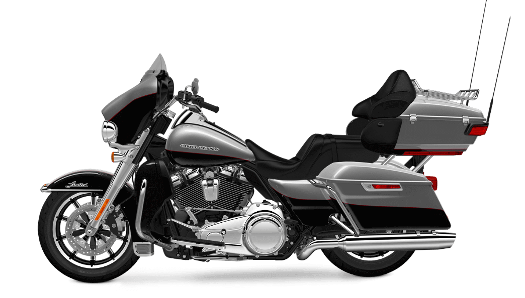 Billet Silver Harley-Davidson® Ultra Limited Low