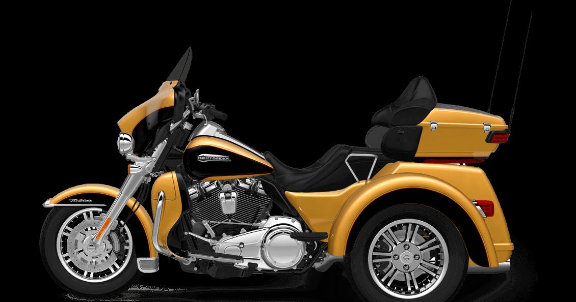 Black Hills Gold 2017 Harley-Davidson Tri Glide Ultra