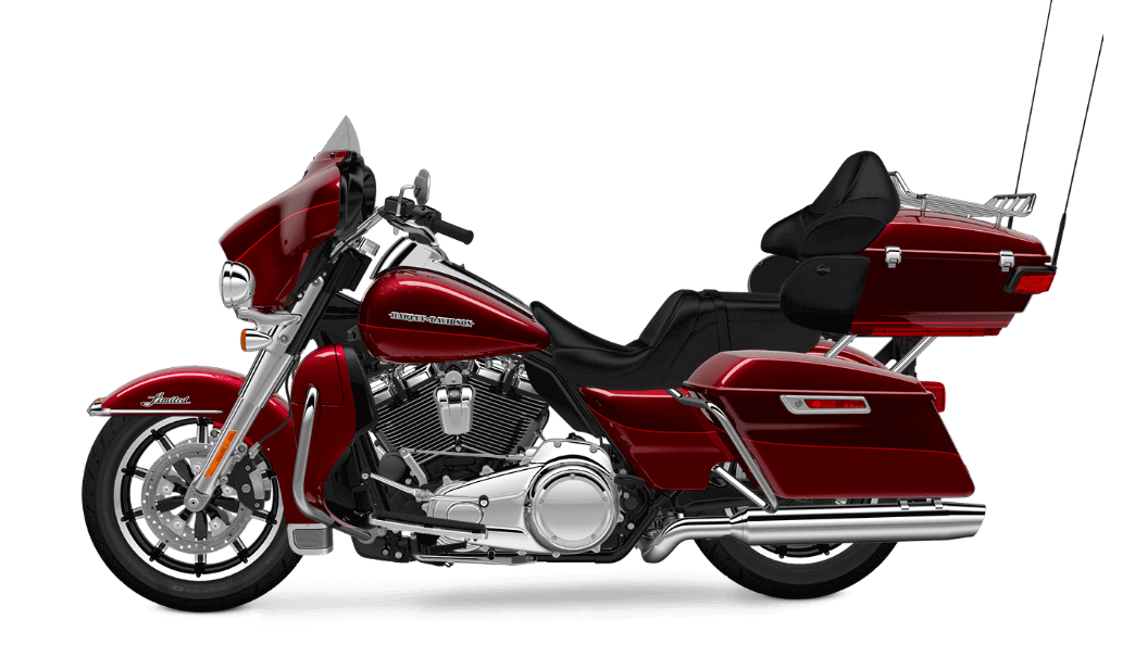 Red Sunglo Harley-Davidson® Ultra Limited Low