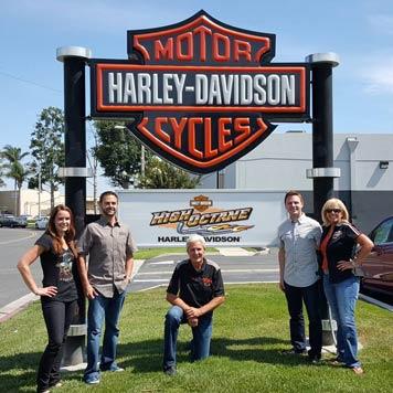 Harley Davidson And Used Bikes High Octane Harley Davidson