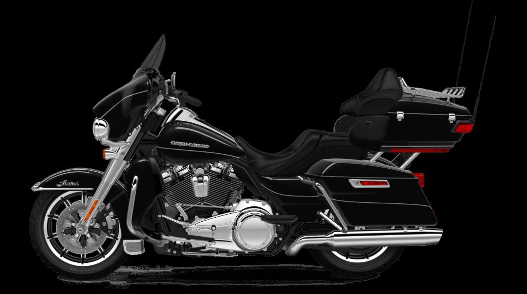2017 Ultra Limited vivid black