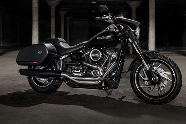 Suspension For Seat Of Harley Davidson