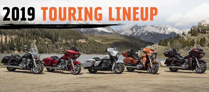 Introducing the New 2019 Harley-Davidson Models ...
