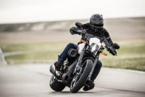 The 2019 Harley FXDR 114