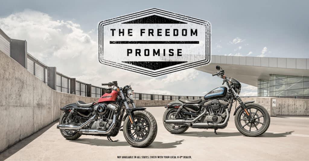 Freedom Harley Davidson >> Harley Davidson Freedom Promise High Octane Harley Davidson