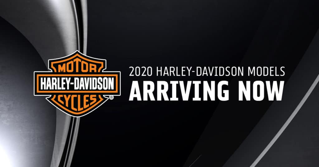 2020 Harleys in-stock at High Octane in Billerica near Boston