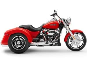 2020 Harley Trike Freewheeler
