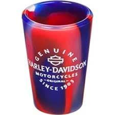 Harley Tie Dye Silicone Shotglass 2SS4921