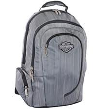 99915 Harley Steel Gray Backpack
