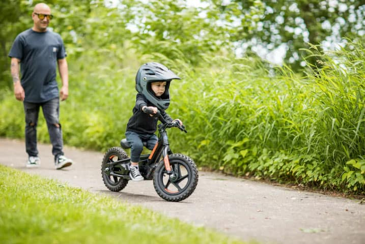 Harley IRON E Children's Electric Bike
