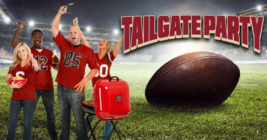 Saturday Tailgate Party