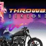 Throwback Bike Night & Harley Giveaway