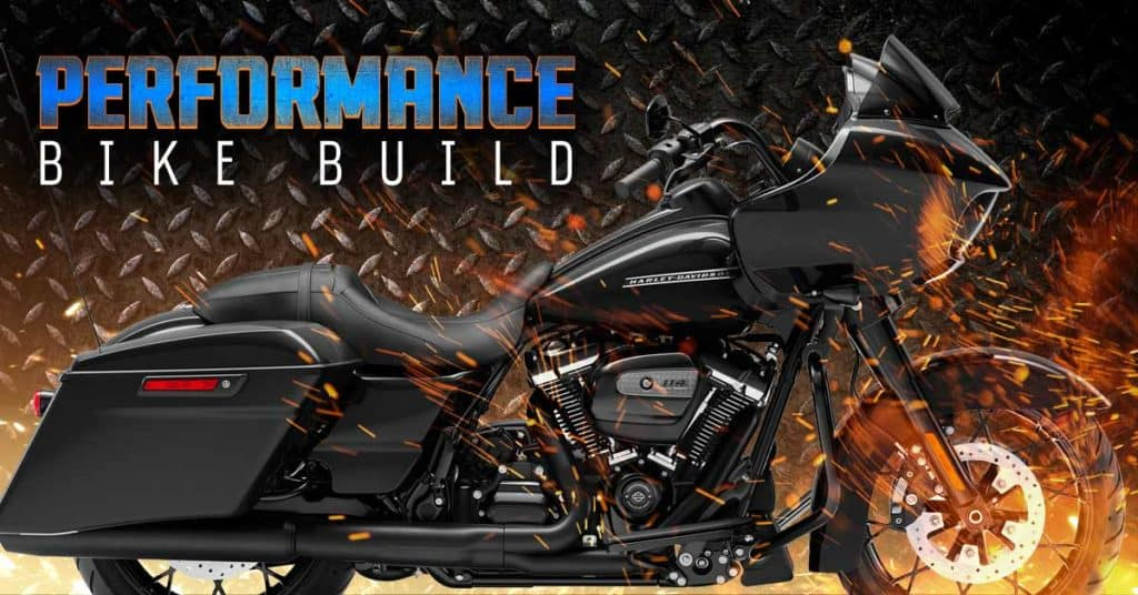 Nov. 16 Road Glide Special Performance Bike Build