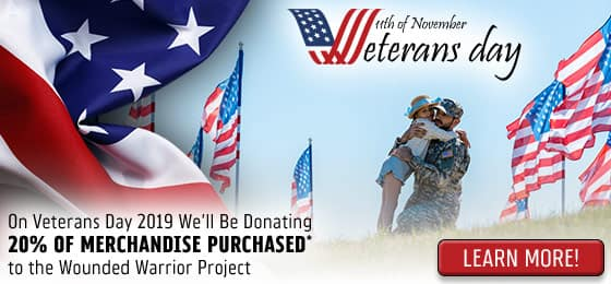 Donate 20% to WWP