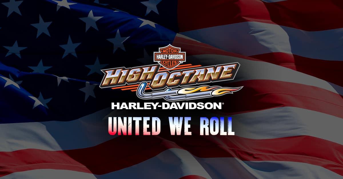 High Octane Harley-Davidson in Billerica