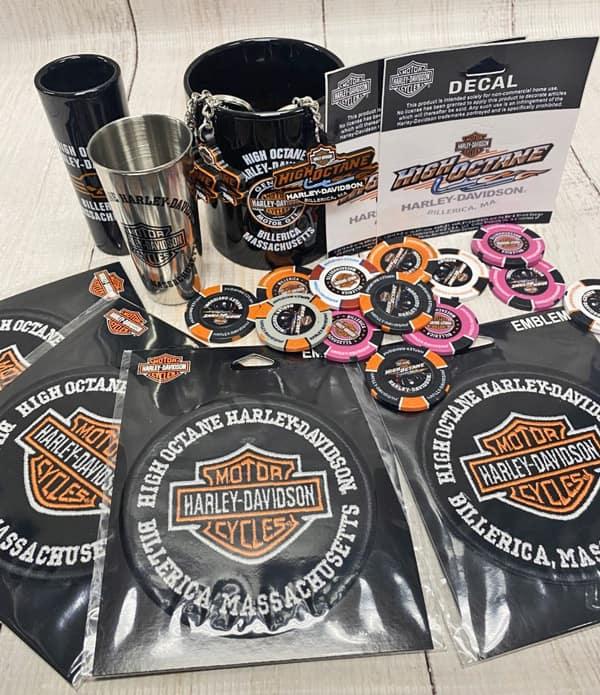 High Octane Harley Custom Dealer Merch