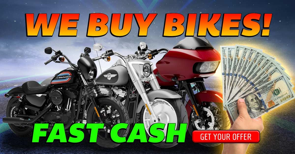 Sell Your Harley-Davidson or Other Motorcycle Fast