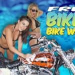 Bikini Bike Wash