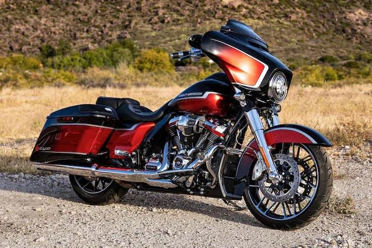 2021 New Harley CVO Street Glide Special