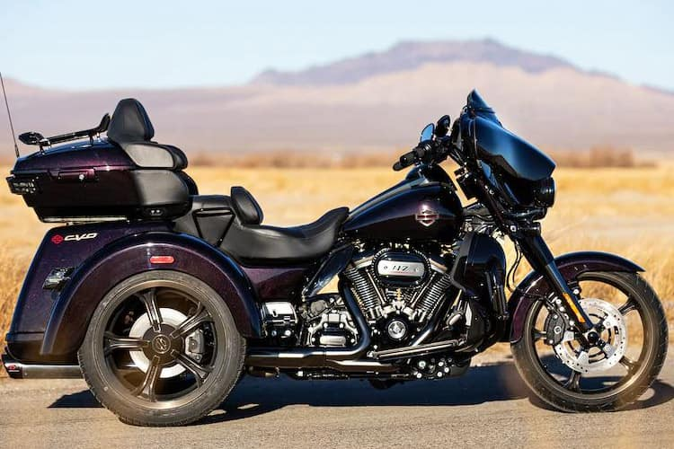 New 2021 Harley Tri Glide Ultra Trike CVO
