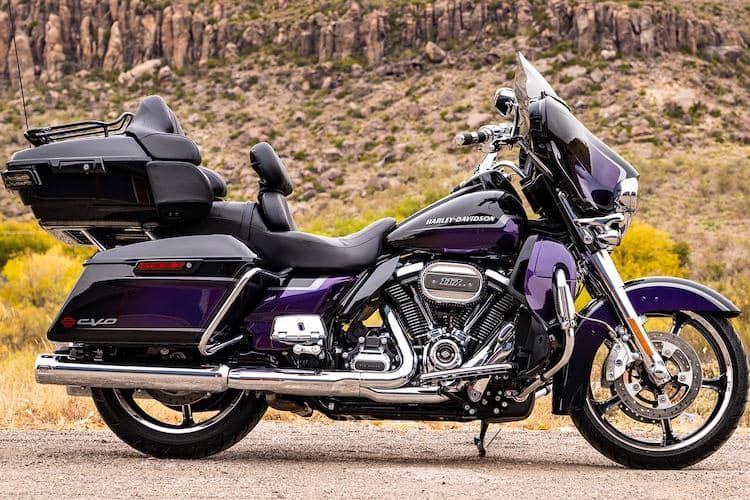 2021 Harley Ultra Limited CVO
