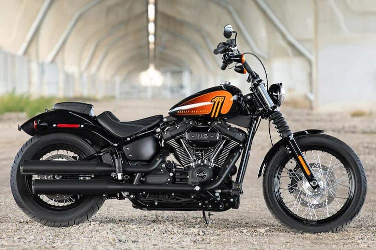 2021 Harley Street Bob