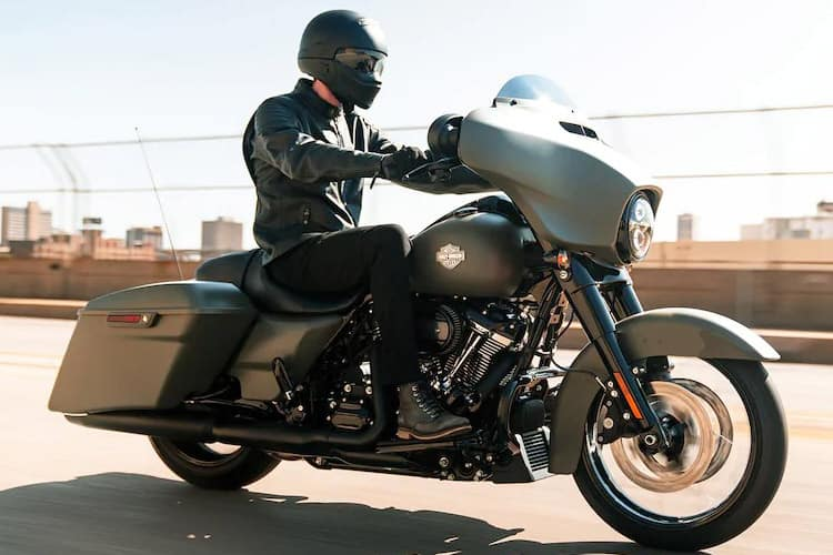 2021 Harley Street Glide Special