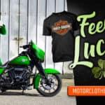 Feelin Lucky MotorClothes Features