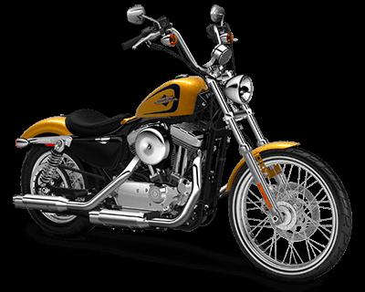 Harley-Davidson Sportster Seventy-Two