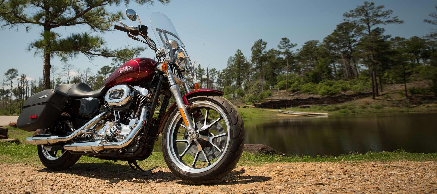 Harley-Davidson Sportster 1200T