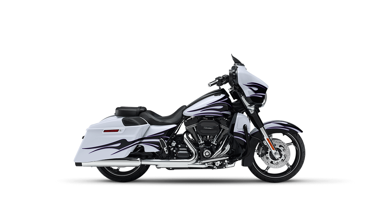 Harley-Davidson® CVO™ Street Glide®: Touring in Style