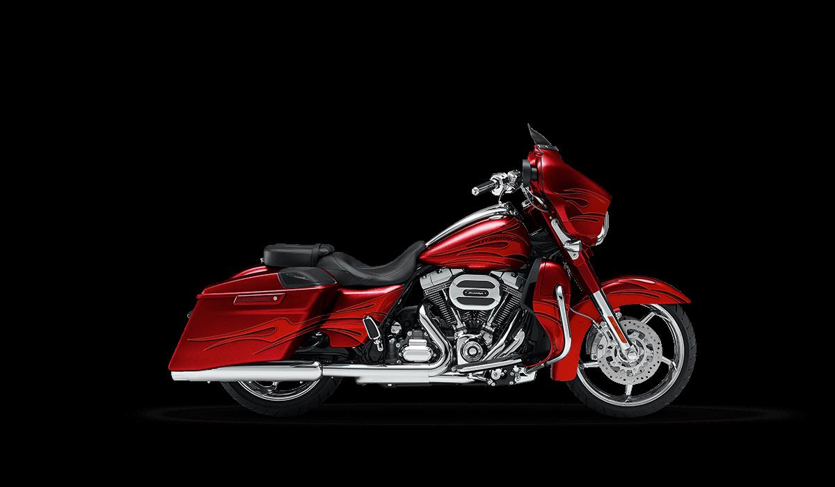 2016 CVO Street Glide red