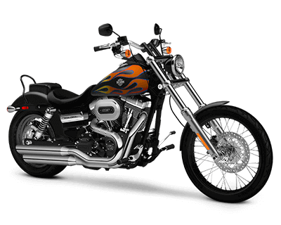 2016 Softail Wideglide