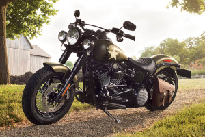 2016 Softail Slim S gallery 2