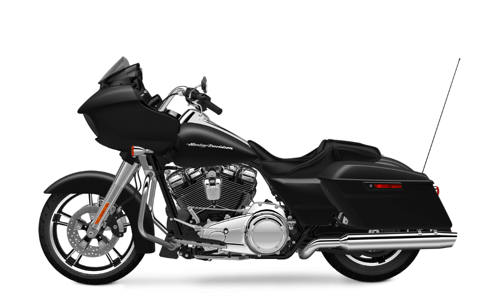 Road Glide Special black denim