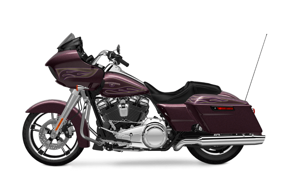 Road Glide Special purple