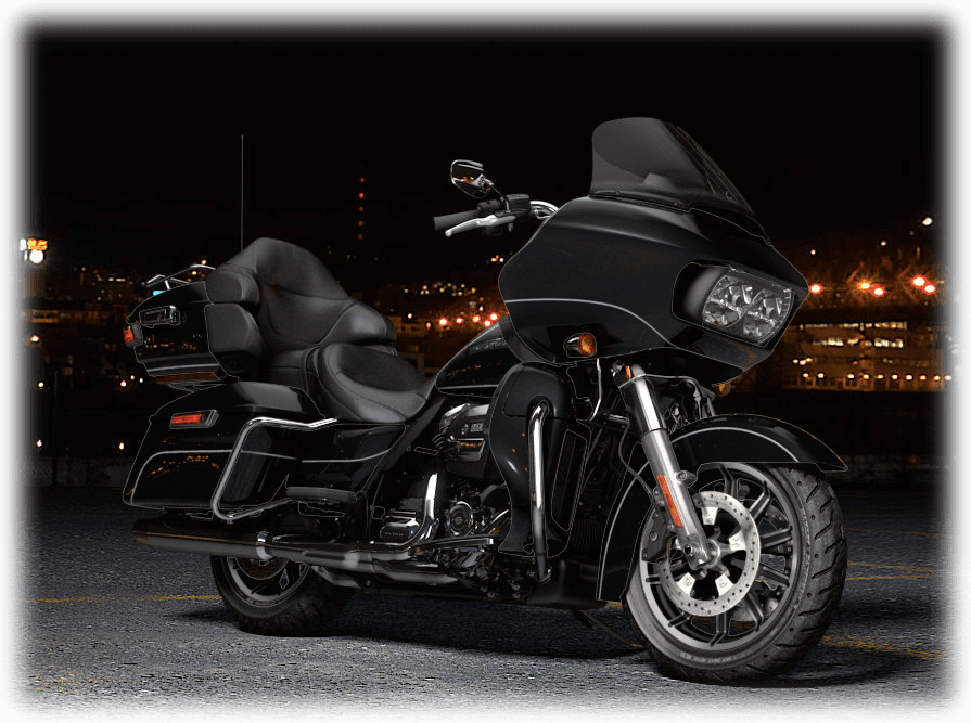 2017 road glide ultra vivid black