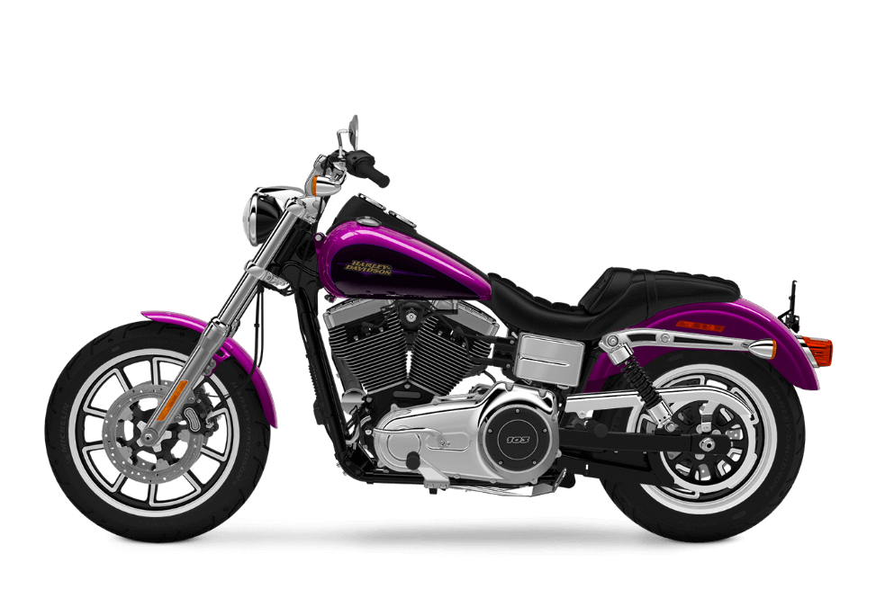 2016 Low Rider purple