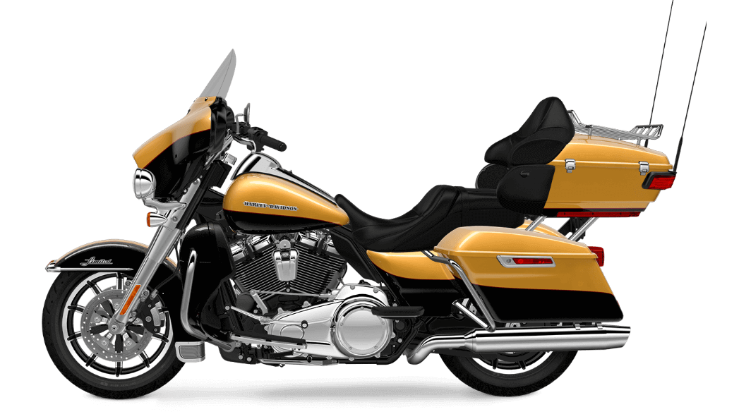 Black Hills Gold Harley Davidson Ultra Limited