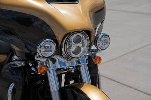 Harley-Davidson® Ultra Limited headlight