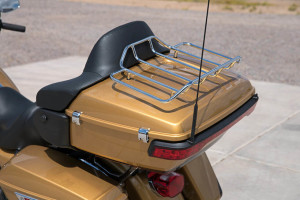 Harley-Davidson® Ultra Limited rear rack