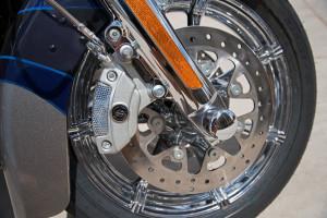 Harley-Davidson CVO Limited brake